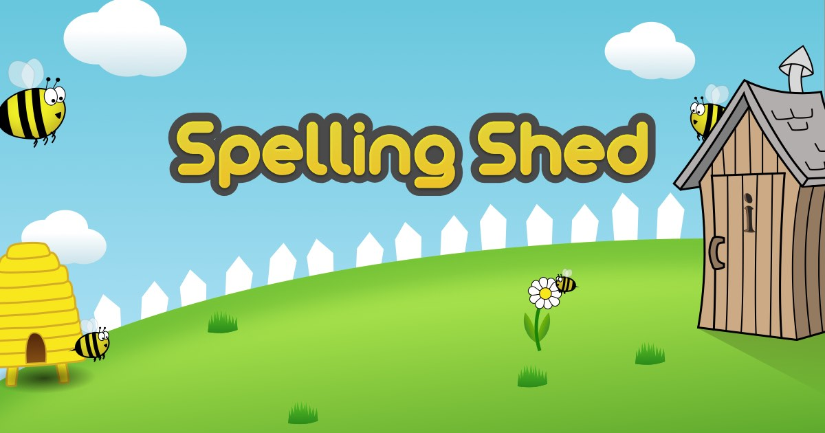 Click here to access Spelling Shed!